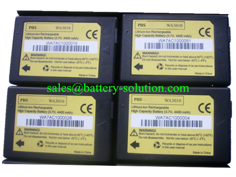 WA3010 Li Ion Replacement Battery For PSION TEKLOGIX Workabout PRO