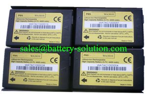 WA3010 li-ion replacement battery for PSION TEKLOGIX Workabout PRO