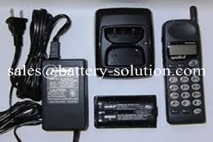 Symbol NetVision Data Phone Li-ion BATTERIES Barcode Scanner & Printer Replacement Battery for Symbol NetVision Data Phone Battery barcode scanners.