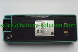 Replacement Nikon BC65 Ni-MH battery for Nikon DTM300/400 series Total Stations
